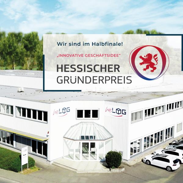 Wir sind im Halbfinale des hessischen Gründerpreises!